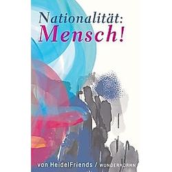 Nationalität: Mensch! - Buch