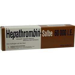 HEPATHROMBIN 60.000 Salbe 100 g
