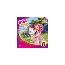 Edel Hörspiel CD Mia and me 02 - Das seltsame Orakel
