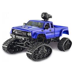 Amewi Spielzeug-Auto Pickup Truck FPV 4WD - Ferngesteuertes Auto - blau
