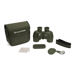Celestron Oceana 7x50 Zoom Military/Camouflage Binoculars - Olive