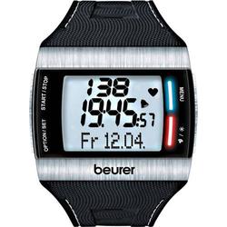 Beurer PM 62 Pulsuhr mit Brustgurt Schwarz