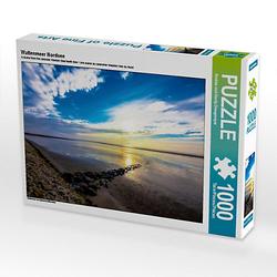 Wattenmeer Nordsee Lege-Größe 64 x 48 cm Foto-Puzzle Bild von Andrea Dreegmeyer Puzzle