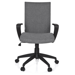 SOFT - Home Office Bürostuhl Grau