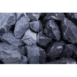 Steinschlag Kalkstein Alpenstein SS -korrosion möglich-, 32-56, 250 kg Big Bag