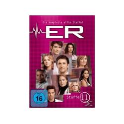 E.R. - Emergency Room Staffel 11 DVD