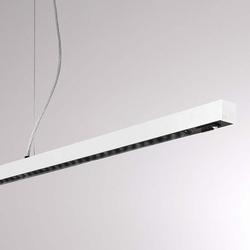 Molto Luce Lens Short Quad LED-Hängelampe 263cm Schwarz