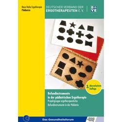 Befundinstrumente in der pädiatrischen Ergotherapie: eBook von