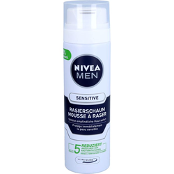 NIVEA MEN Rasierschaum sensitive 200 ml