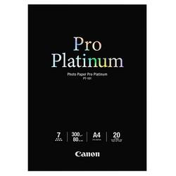Canon Fotopapier PT-101 DIN A4 glänzend 300 g/qm 20 Blatt