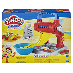 Play-Doh Knete Play-Doh Kitchen Creations Nudelmaschine farbsortiert 5 Farben je 56,0 g