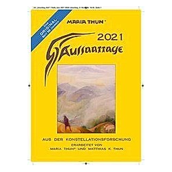 Aussaattage 2021 Maria Thun. Aussaattage 2021  - Buch