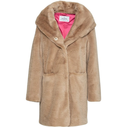 Milestone Langmantel Fake Fur Mantel Finia 44
