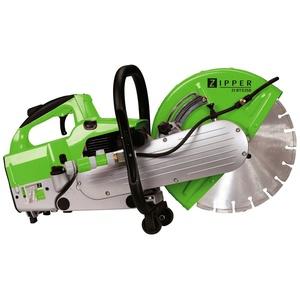 ZIPPER Steinschneider ZI-BTS350, 2700 W, 4700 U/min, für Nass- und Trockenschnitte grün