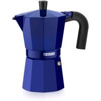 Monix Espressokocher aus Aluminium 6 kopper)