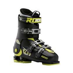 Roces Skischuhe Idea Free black-lime Skischuh