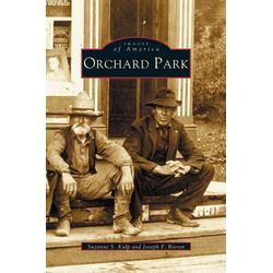 Orchard Park als Buch von Suzanne S. Kulp/ Joseph F. Bieron