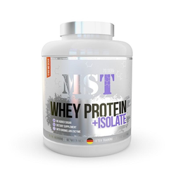 MST - Whey Protein + Isolate 900g (Geschmack: Blueberry)