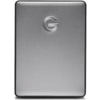 GTECH G-DRIVE mobile USB-C 4TB USB 3.1 silber (0G10347)