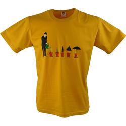 Guru-Shop T-Shirt Fun T-Shirt - Wachstum M