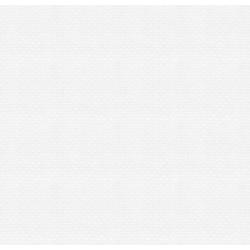 Papiertapete, (1 St), Weiß - 10x 52cm