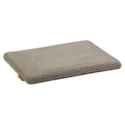 Beeztees Memory Foam Liegekissen Ito grau, Maße: 62 x 46 x 4 cm