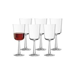 montana-Glas Rotweinglas NOW Rotweinglas 450 ml 6-tlg. (6-tlg), Glas