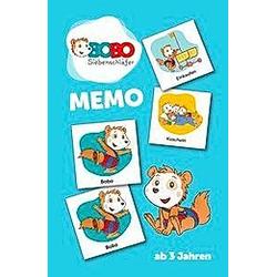 Bobo Siebenschläfer Memo