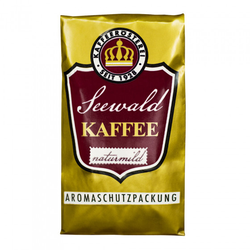 "Gemahlener Kaffee Seewald Kaffeerösterei ""Kaffee Naturmild"" (French Press), 500 g"
