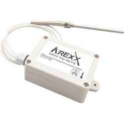 Arexx IP-PT100 Temperatur-Messgerät -200 bis +400°C Fühler-Typ Pt100