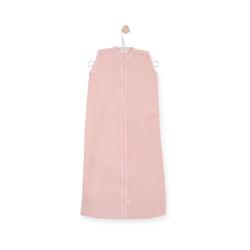 Jollein Babyschlafsack Sommer-Schlafsack Mull, rosa, 90 cm rosa 90