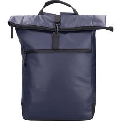 Jost Rolltop Special Rucksack 44 cm Laptopfach blue