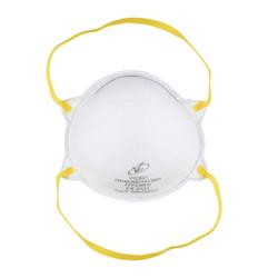 20x Schutzmaske FFP2 DIN EN149, mit anpassbarem Nasenbügel - (1 Packung mit 2...