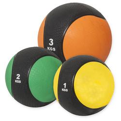 Medizinball Set 1 kg bis 6 kg
