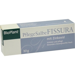 BIOPLANT Pflegesalbe Fissura 30 g