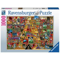 RAVENSBURGER 19891 Awsome Alphabet A Puzzle Mehrfarbig