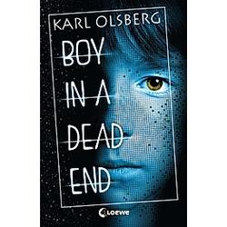 Boy in a Dead End. Karl Olsberg  - Buch