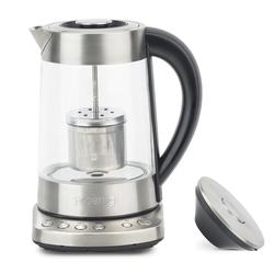 H.Koenig Wasserkocher TI700 Teekocher mit Temperatur-Regelung, 2400 W