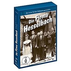 Die Firma Hesselbach - DVD  Filme