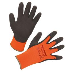 Handschuh Gr. 7 Power Thermo orange