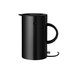 Stelton Wasserkocher Stelton EM77 Wasserkocher 1,5 Liter schwarz