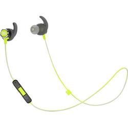 JBL Reflect Mini 2 Bluetooth® Sport In Ear Kopfhörer In Ear Headset, Schweißresistent Grün