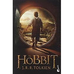 El Hobbit. J.R.R. Tolkien  - Buch