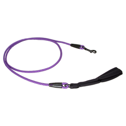 Hurtta Dazzle Mountain-Rope Leine violett, Größe: 8 mm / 150 cm