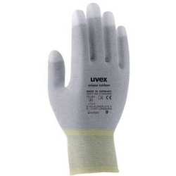 Uvex unipur carbon 6055608 Arbeitshandschuh Größe (Handschuhe): 8 EN 388 , EN 16350:2014 1 Paar