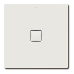 """Kaldewei """"Conoflat"""" Duschwanne 100 × 80 × 3,2 cm… weiß alpin, mit Perl-Effekt"""
