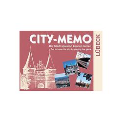 City-Memo, Lübeck (Spiel)