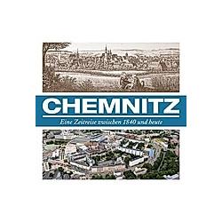 Chemnitz. Chemnitzer Morgenpost  - Buch