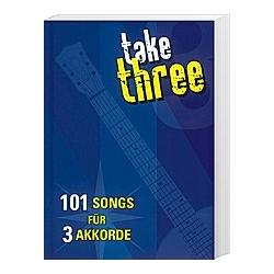 Take Three  für Gitarre - Buch