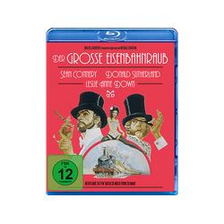Der Grosse Eisenbahnraub Blu-ray